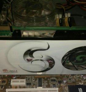 Видеокарта Sparkle GeForce 9600 GT 512 MB