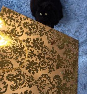 Подарочный пакет + 1