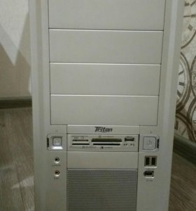 Корпус ATX gigabyte Triton GZ-AX1CA-SDS