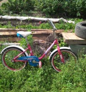 Детско-подростковый велосипед
