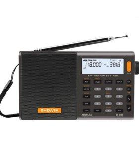 Цифровой радиоприёмник xhdata d-808