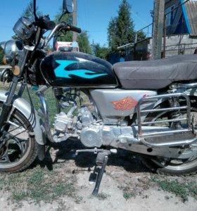 Мотоцикл ореон