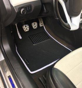 Автомобильные коврики из материала EVA