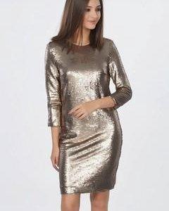 """Платье """" золотое"""" вечернее"""
