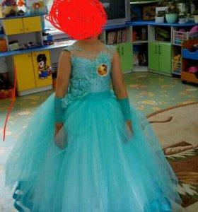 Шикарное платье для вашей принцессы!!!