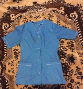 Куртка медицинская 42 размер
