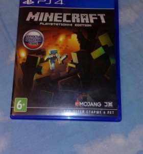 MINECRFT PS4