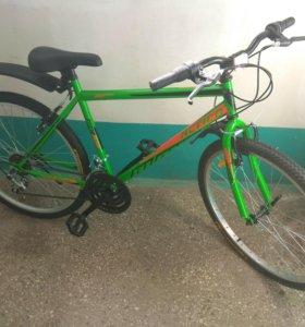 Велосипед скоростей 18, новый
