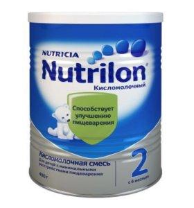 Нутрилон 2 кисломолочный