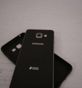 Продам Samsung galaxy A 3 2016 г