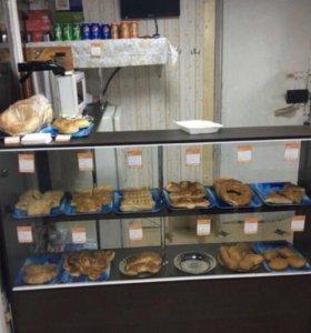 Продам киоск под шаурму закусочную площадь 10 кВ м