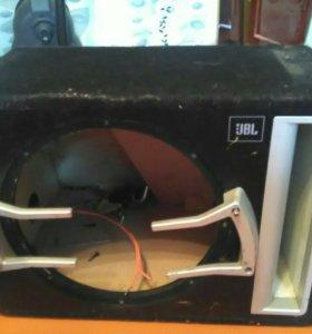 Короб для саба JBL