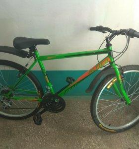 Велосипед 18 скоростей новый