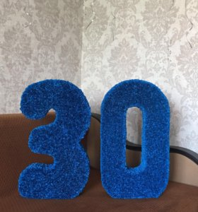 Цифра 30