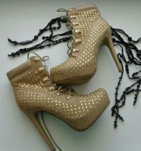 Ботинки женские обувь