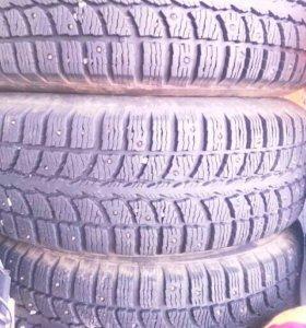 Комлект зимних колес