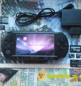 Sony PlayStation Portable E-1004 Street
