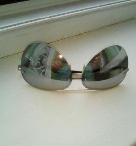 Новые зеркальные очки