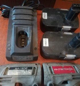 Зарядное устройство на шуруповерт