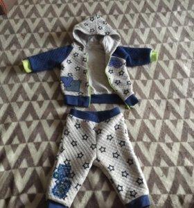 Детский костюмчик р. 62