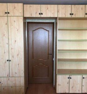 Шкаф одежный, шкаф книжный