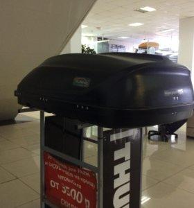 Продажа Автобоксов и автобагажников