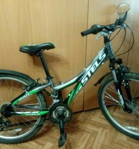 Подростковый велосипед stels navigator 440