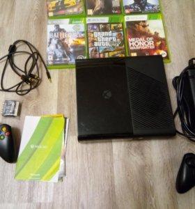 Xbox 360 E 500 Гб.
