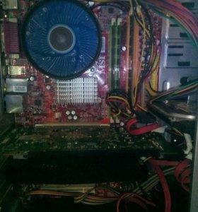 Системник на Xeon 5440 6 гб оперативки