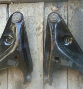 Рычаги передние рено логан