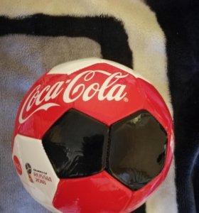Футбольный мяч Кока Кола
