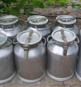 Фляги алюминиевые 40 литров
