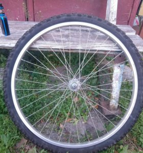 26 колесо с резиной