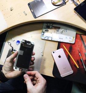 Ремонт iPhone, iPad. Аксессуары