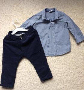 Одежда для мальчика 80см