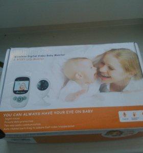 Видеоняня новая baby monitor