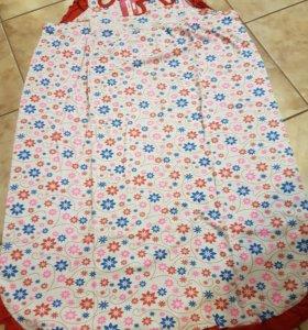 Женская сорочка 48-50