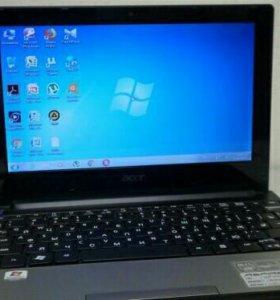 Нетбук Acer Aspire One AOD255-2BQws