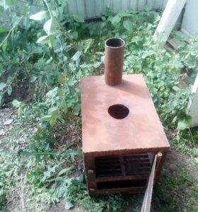 Печь для бани илив дом