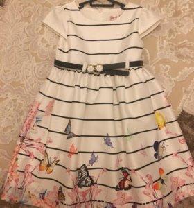 Платье р-р 104