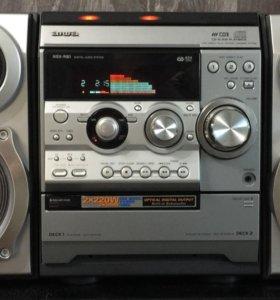 Музыкальный центр aiwa NSX-R81