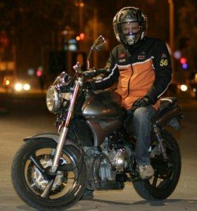 Мотоцикл Yamaha zeal