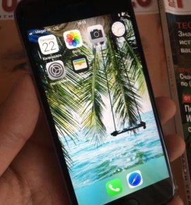 Айфон 6, 16 Как Новый с отпечатком