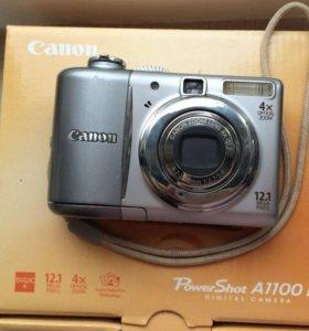 Фотоаппарат Canon PowerShot A1100 iS