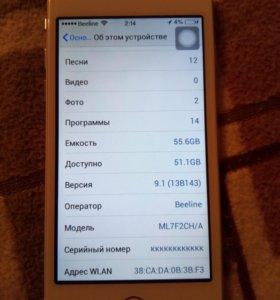 Айфон 6с 54гб китайский