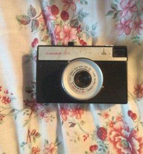 Пленочный фотоаппарат Смена