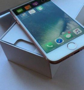 iPhone 7 32Gb Rose Gold Совершенное состояние