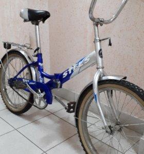 Велосипед stels дорожный