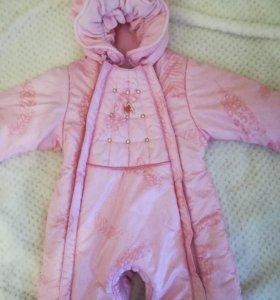 Комбинезон, одежда для новорожденного