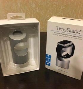 Подставка Just Mobile TimeStand для Apple Watch
